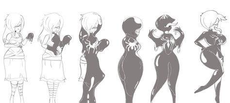 Female Venom Transformation Deviantart