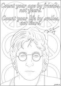 positive  inspiring quotes coloring pages  adults