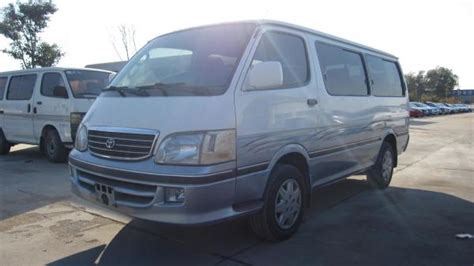 Toyota Hiace Usa by Used Toyota Hiace Low Price Toyota Hiace For Sale Usa Used