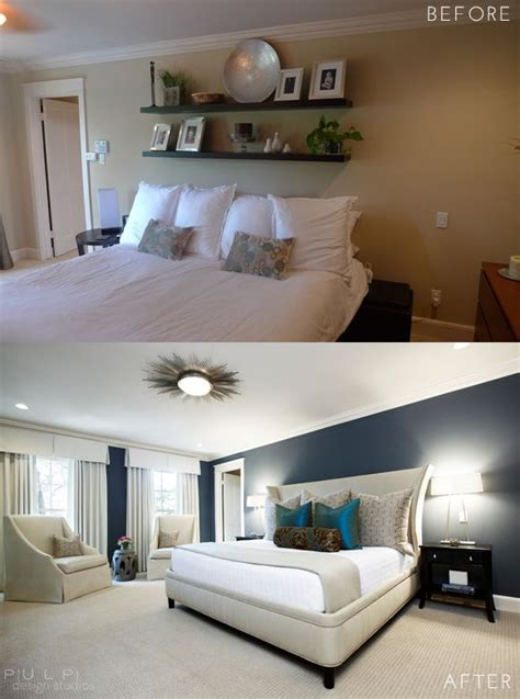 elegant mod master suite renovation