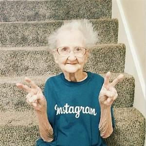 Instagram sensation 'Grandma Betty' dead at 80 - AOL News