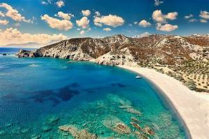 Agios Minas Beach In Karpathos - Greece Photograph by