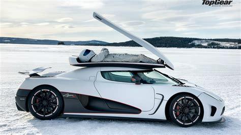 Wallpaper : snow, supercars, sports car, Koenigsegg Agera ...