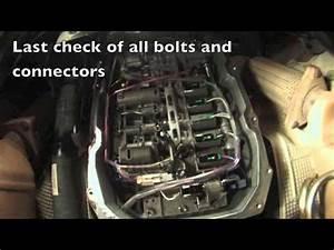 2004 Vw Touareg Valve Body Chest  Replacement