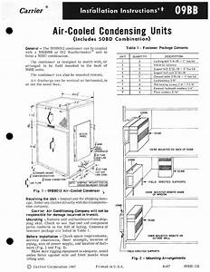 Carrier Air Conditioner Manual Remote