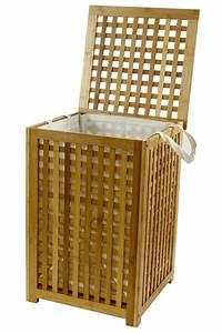 Linge De Maison Ikea : cesto para la ropa sucia fabricado en bamb barnizado por 37 99 antes 54 10 chollos ~ Teatrodelosmanantiales.com Idées de Décoration