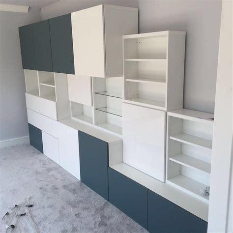 Besta Combination Ideas by Ikea Besta Storage Combination With Doors Drawers