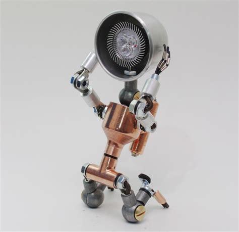Robot Light by Desk Light Ls Decor Lighting Table L Handmade Faucet