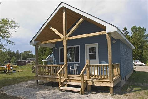 Tobermory Waterfront Cottage Rentals Wireless Bay