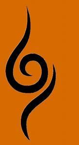 Anbu Black Ops Symbol Tattoo - Happy Living