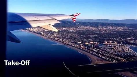 Lax To Sfo  Virgin America (los Angeles To San Francisco