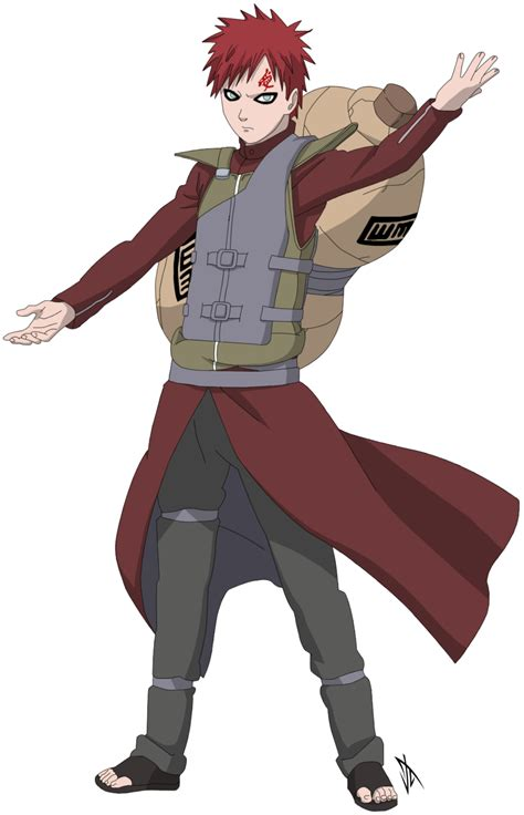 Gaara  Character Profile Wikia  Fandom Powered By Wikia