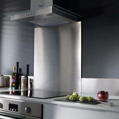 hotte de cuisine castorama fond de hotte inox antitraces 60 x 70 cm castorama