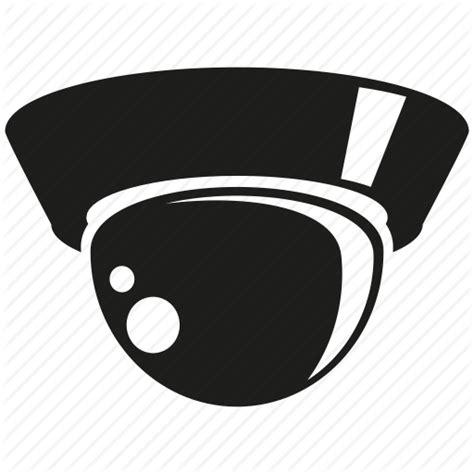 surveillance cctv monitoring privacy security icon