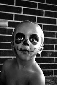 Maquillage Halloween Garcon : maquillage halloween garcon ~ Melissatoandfro.com Idées de Décoration