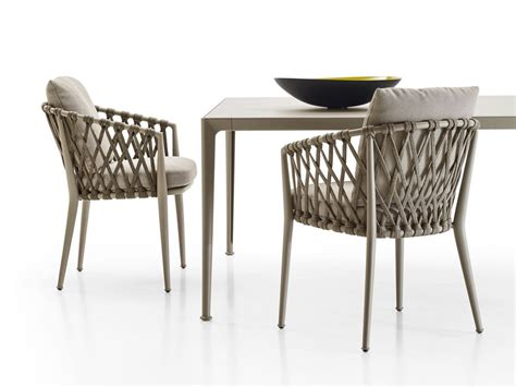 B&b Italia Erica Outdoor Chair By Antonio Citterio
