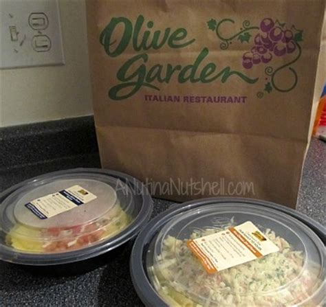 olive garden take out dinner today dinner tomorrow archives eat move make