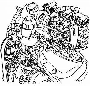 2005 Cadillac Deville Serpentine Belt Diagram