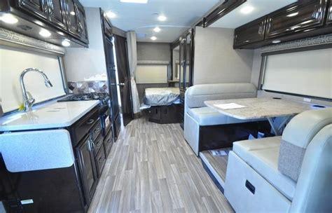Luxury Class B Motorhomes 22'-24'