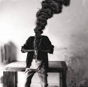 An Artist Photographs His Depression To Destigmatize