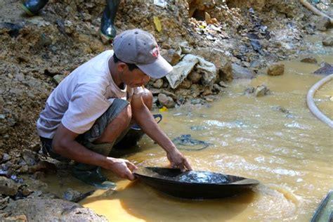 tambang emas gorontalo mongabaycoid