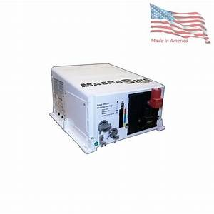 Magnum Energy Ms2012 Inverter  Charger  2000w  100a