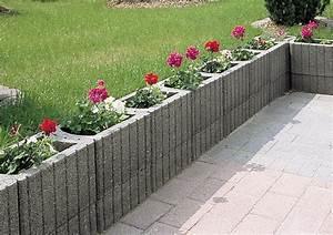 Mini L Steine : rechteck mini rechteck pflanzstein flora trend ~ Frokenaadalensverden.com Haus und Dekorationen