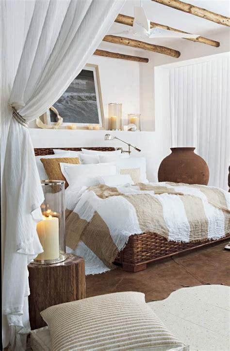 decoration chambre blanche chambre orientale blanc