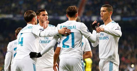 Real Madrid 3-2 Borussia Dortmund: Lucas Vazquez hits ...