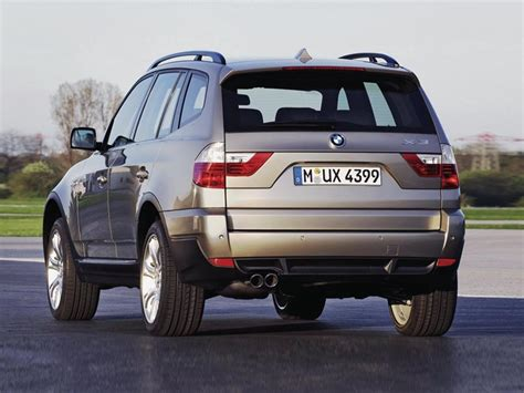 2009 Bmw X3 Review, Prices & Specs