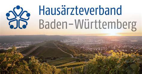 Hausärzteverband Badenwürttemberg Deutscher