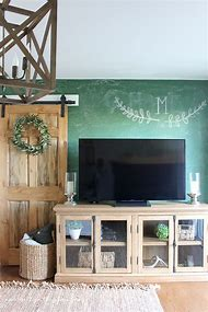 Farmhouse Style Family Room