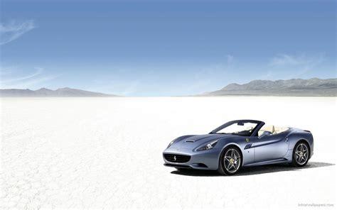 Ferrari California 2 Wallpaper