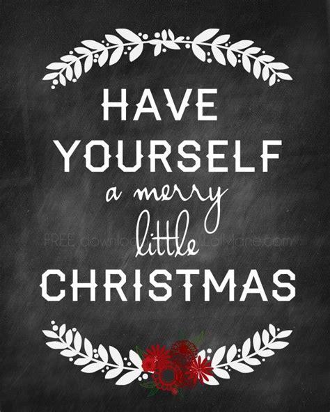 Christmas Vignette With Free Printable