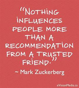 #Mark Zuckerber... Inspirational Referral Quotes