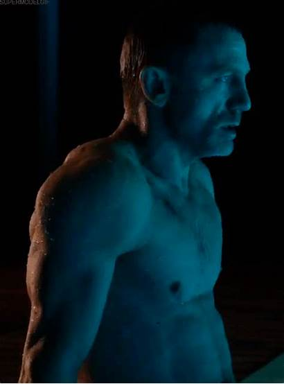 Craig Daniel Gifs Shirtless Skyfall Film Bond