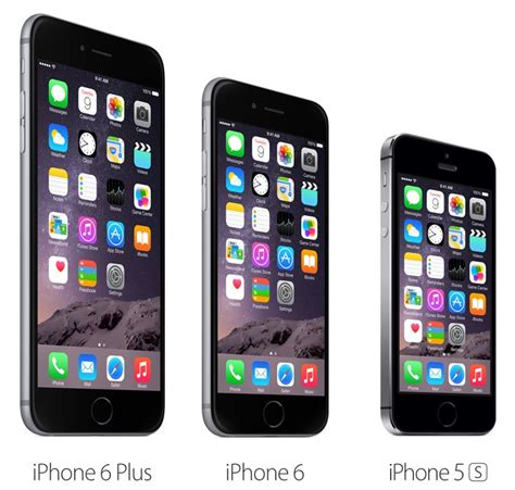 iphone 5s plus what are the differences between iphone 6 plus iphone 6