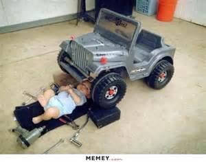 Mechanic Funny Baby Memes