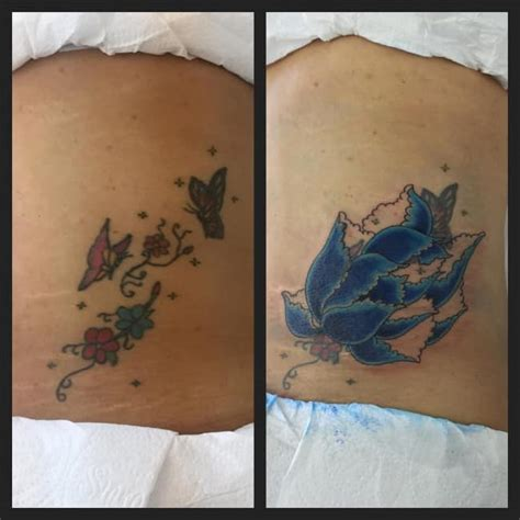 easy ways  cover  tattoos