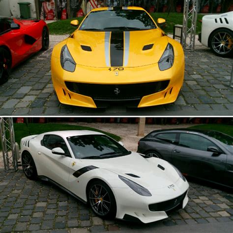 Nothing much. Spotted these two F12 TDFs. There was 2 ...