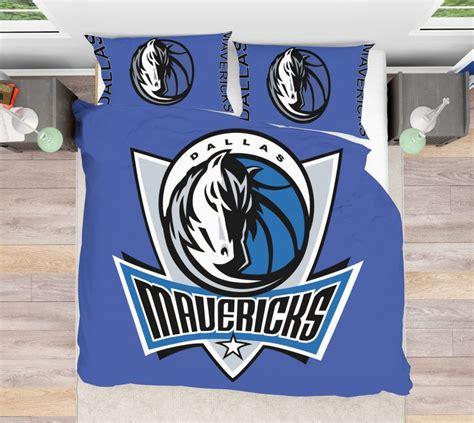 Buy Nba Dallas Mavericks Bedding Comforter Set  Up To 50% Off
