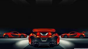 2014 McLaren P1 Supercars 4K HD Desktop Wallpaper for 4K