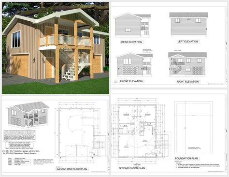 a frame cabin plans free g418 apartment garage plans sds plans