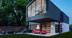 This Dream House Was Designed Around A Sensational Car Collection