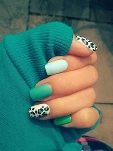 Amazing Nail Art Designs 40 Elegant And Amazing Green Nail Art Designs That Will