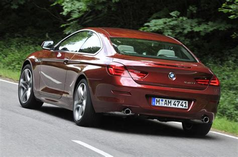 Bmw 640i Coupé Review Autocar