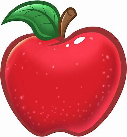 Apple Clipart Clip Abeka Transparent Teacher Apel