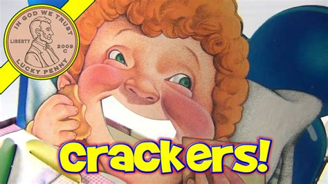 Crackers In My Bed Matching Board Game #0487, 1987 Parker