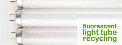 fluorescent light tube disposal fluorescent light tube recycling for businesses