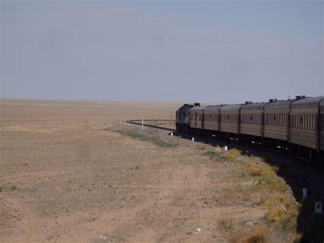Trans-siberian Railway Adventure